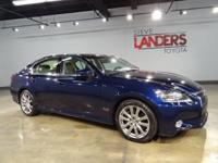 GS350, Navigation System, Power driver seat, Power