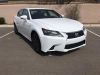 This 2015 Lexus GS350 AWD Fsport is real clean and so