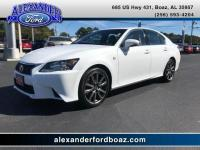 2015 Lexus GS 350 F Sport AWD. +++ Carfax One Owner