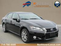 Discerning drivers will appreciate the 2015 Lexus GS