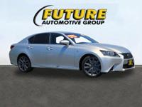 Check out this 2015 Lexus GS 350 Crafted Line. Its