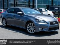 GS 350 trim, Nebula Gray Pearl exterior and Light Gray