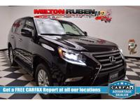 This 2015 Lexus GX 460 4dr 4WD 4dr features a 4.6L V8