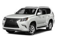 Options:  2015 Lexus Gx 460 Premium Pkge|Nebula