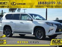 Recent Arrival! 2015 Lexus GX CARFAX One-Owner. Clean