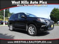 GX 460 LUXURY 4D SUV 4WD  Options:  Abs Brakes