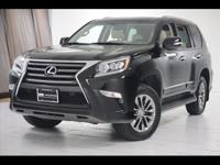 2015 Lexus GX 460 Finished with Black Onyx exterior and