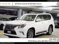 LUXURY PKGE-NAVIGATION-4WD-ONE OWNER!! Stroll on down