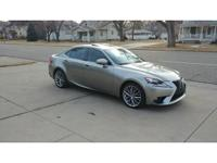 2015 lexus is 250. One owner kansas car. Only has 35000