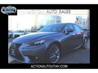 2015 Lexus IS 250 AWD w/ Navigation -Clean Title -Clean