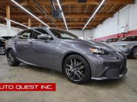 This 2015 Lexus IS 250 4dr 4dr Sport Sedan Automatic