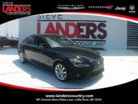 CARFAX One-Owner. Clean CARFAX. Black 2015 Lexus IS 250
