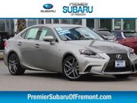 Options:  2015 Lexus Is 250 4D Sedan|Navigation