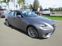 DRIVE FOREVER!! THIS LEXUS IS 250 COMES WITH A LIFETIME