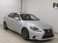This 2015 Lexus IS 250 is offered to you for sale by