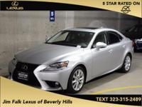 LOW MILES-ONE OWNER!!  ATTENTION!!! This IS250 was