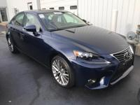 IS 250 trim. CARFAX 1-Owner, Clean, ONLY 22,172 Miles!