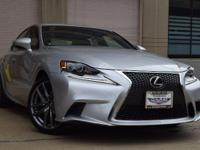 This Lexus IS is an excellent value for the money and