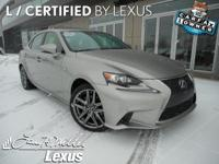 Lexus IS 250 AWD F Sport w/ Back Up CameraF-SPORT