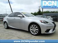 CARFAX One-Owner. 2015 Lexus IS 250 AWD 6-Speed