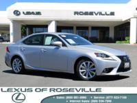 AWD!!!  L CERTIFIED BY LEXUS| MOONROOF|Premium Package,
