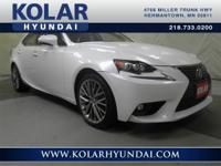 2015 Lexus IS 250  IS 250, 2.5L V6 DOHC 24V VVT-i, AWD,