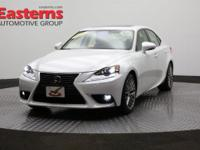 Options:  2015 Lexus Is 250 4Dr Sdn Awd|Pearl