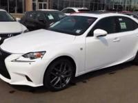 2015 Lexus IS 250 F Sport. AWD. Doles out total