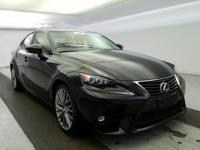 AWD. Lexus Certified! Low miles mean barely used. To