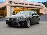 2015 Lexus IS 250 in Obsidian, SUNROOF / MOONROOF, L/