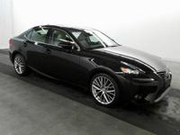2015 Lexus IS 250. AWD. Hey! Look right here! What a