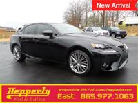 Clean CARFAX 1-OWNER with service records! This 2015