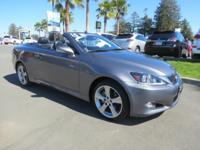 DRIVE FOREVER!! THIS LEXUS IS 250C COMES WITH A