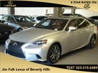 LOW MILES-F-SPORT-NAVIGATION-ONE OWNER!!  There's no