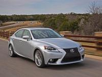 2015 Lexus IS 350. Navigation System Package (Rear