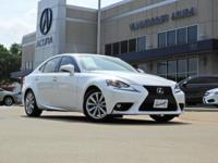 New Price! Recent Arrival! 2015 Lexus IS 250 Clean