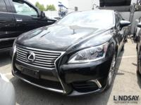 Lexus confidently stands behind these exceptional