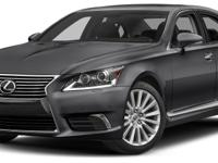 CARFAX One-Owner. Clean CARFAX. L/ Certified by Lexus,