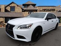 Crafted Line Special Edition LS460 in Ultra White- must