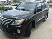 We are excited to offer this 2015 Lexus LX 570. This