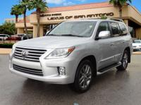 L/ Certified, CARFAX 1-Owner. Sunroof, Navigation, 3rd