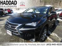 Lexus NX Obsidian 200t 2015 CARFAX One-Owner. Clean