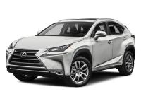 CARFAX One-Owner. Clean CARFAX. Gray 2015 Lexus NX 200t
