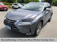 **LEXUS FACTORY CERTIFIED**, **AWD**, **HAS SERVICE