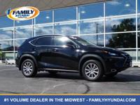 Check out this 2015 Lexus NX 200t 4DR AWD. Its