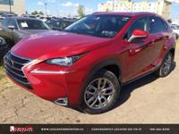 2015 Lexus NX 200t. Well-maintained one owner vehicle.