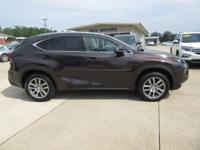Check out this 2015 Lexus NX 200t AWD 4dr F Sport. Its