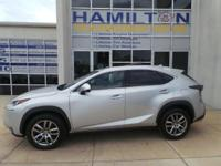 New Arrival! *CarFax One Owner!* This 2015 Lexus Nx