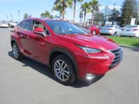 DRIVE FOREVER!! THIS LEXUS NX 300H COMES WITH A
