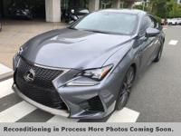 **LEXUS FACTORY CERTIFIED**, **LUXURY + PERFORMANCE**,